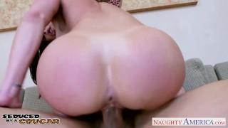 Kendra brunette busty fucking lust naughty mom