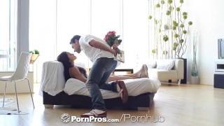 HD PornPros - Asian beauty Morgan Lee gets pussy eaten and fucked  hardcore brunette pornpros morgan-lee hd cumshot asian blowjob