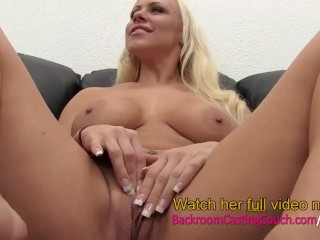 Let Me Fuck That Ass Incredible Big Tits Milf Creampie On Casting Couch