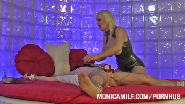 Monica staggs nude Monicamilf have a dirty femdom mind - pegging and electro sex in norway