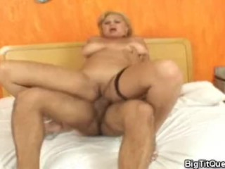 Busty Bianca Lima Gets Humped Hard!