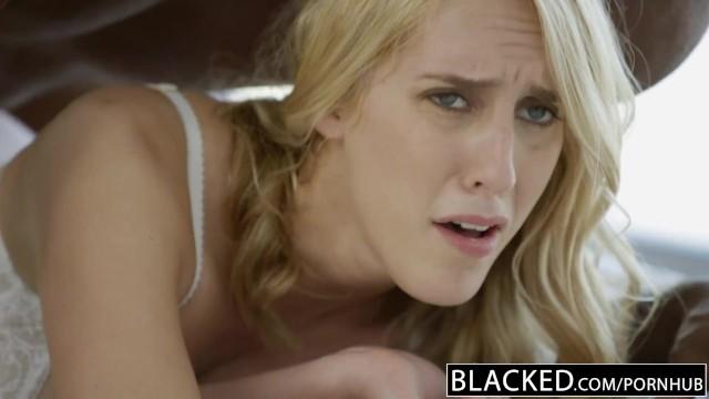 Debt fuck Blacked hot blonde girl cadenca lux pays off boyfriends debt by fucking bbc