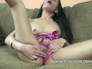 Exotic milf naomi shah is playing with her sweet pussy - 1 part 10
