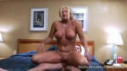 Milf Roxy Fucked While On Vacation