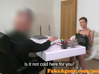 Keiran Lee Dick Fakeagent Skinny Brunette Babe Sucks And Fucks In Casting, Amateur Reality Small