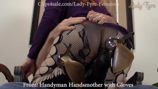 French Maid Executrix Sampler Part1 by Lady Fyre