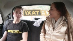 Fake Taxi Contest Winner Go Behind the Scenes with Freddie