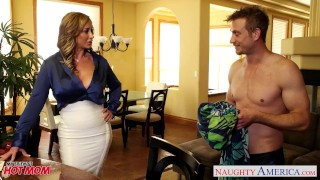 Nasty mom Eva Notty fucking dick with her tits huge tits hardcore milf fuck naughtyamerica big tits mom blonde blowjob myfriendshotmom eva notty naughty america titjob mother tattoo big dick fake tits suck busty