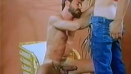 Al Parker Blows, Rims & Fucks on Photo Set - FLASHBACK (1981)