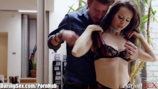 DaringSex Erotic Blowjob and Couple Fucking