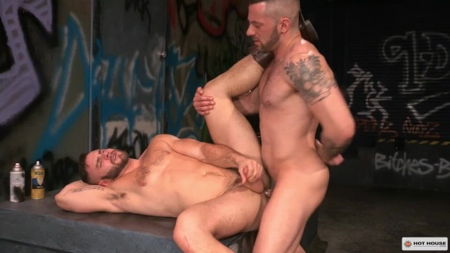 Nick lazzarini gay Versatile studs hardcore ass fucking with nick sterling tyler wolf