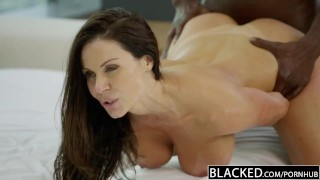 BLACKED Fitness Babe Kendra Lust Loves Huge Black Cock Dick big