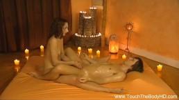Touch The Handjob Massage
