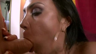 Jessica Jaymes & Mariah Milano POV double sucking HUGE FACIAL!