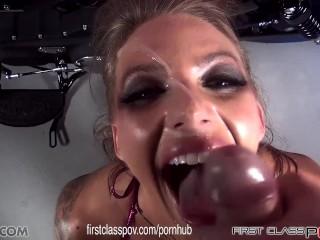 Juelz Ventura Best Blowjob with Facial