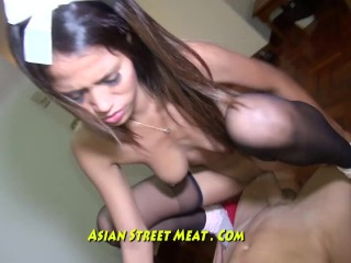 Preview 6 of Pure Petite Bugger Bitch Gets Thai Membranes Pounded