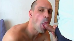 Don't suck my big cock, you are the model for the video!