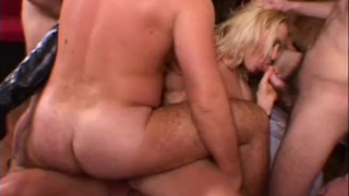 Sperma party 04 Prima parte Directed by Roby Bianchi Cardi couple