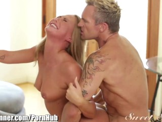 Dutch pornstar britt angel creampie