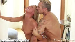 SweetSinner Carter Cruise Moans for Step-Daddy