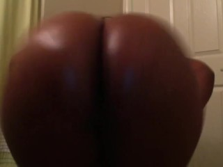 Oiled Up Booty Bounce Pt. 1