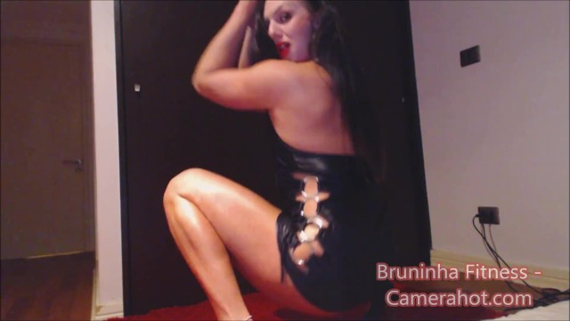 Sexy Lap Dance And Strip Dance - Hot Brazilian Fitness -8221