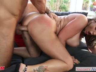 Big assed mom Eva Notty fucking