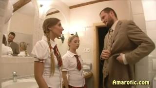Anal Teacher