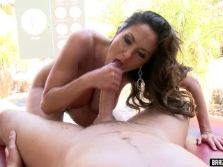 Brazzers House Sex Challenge - Ava Addams - Brazzers