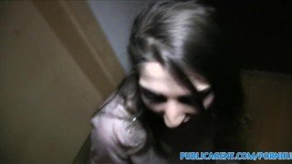 PublicAgent Sexy Spanish brunette fucked in a hotel room  sex for money sex for cash point of view big cock teen outdoors outside amateur cumshot public pov real brunette reality publicagent sex with stranger