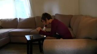 My Girlfriend Smokes? (POV) Oral facial