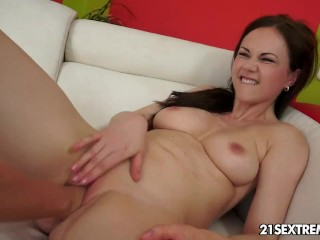 Wild fisting frenzy with Nikky Thorne and Tina Kay