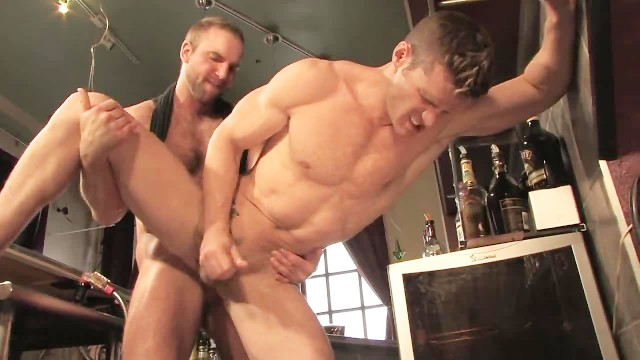 Naked gay foreplay Golden gate season 3 - scene 1