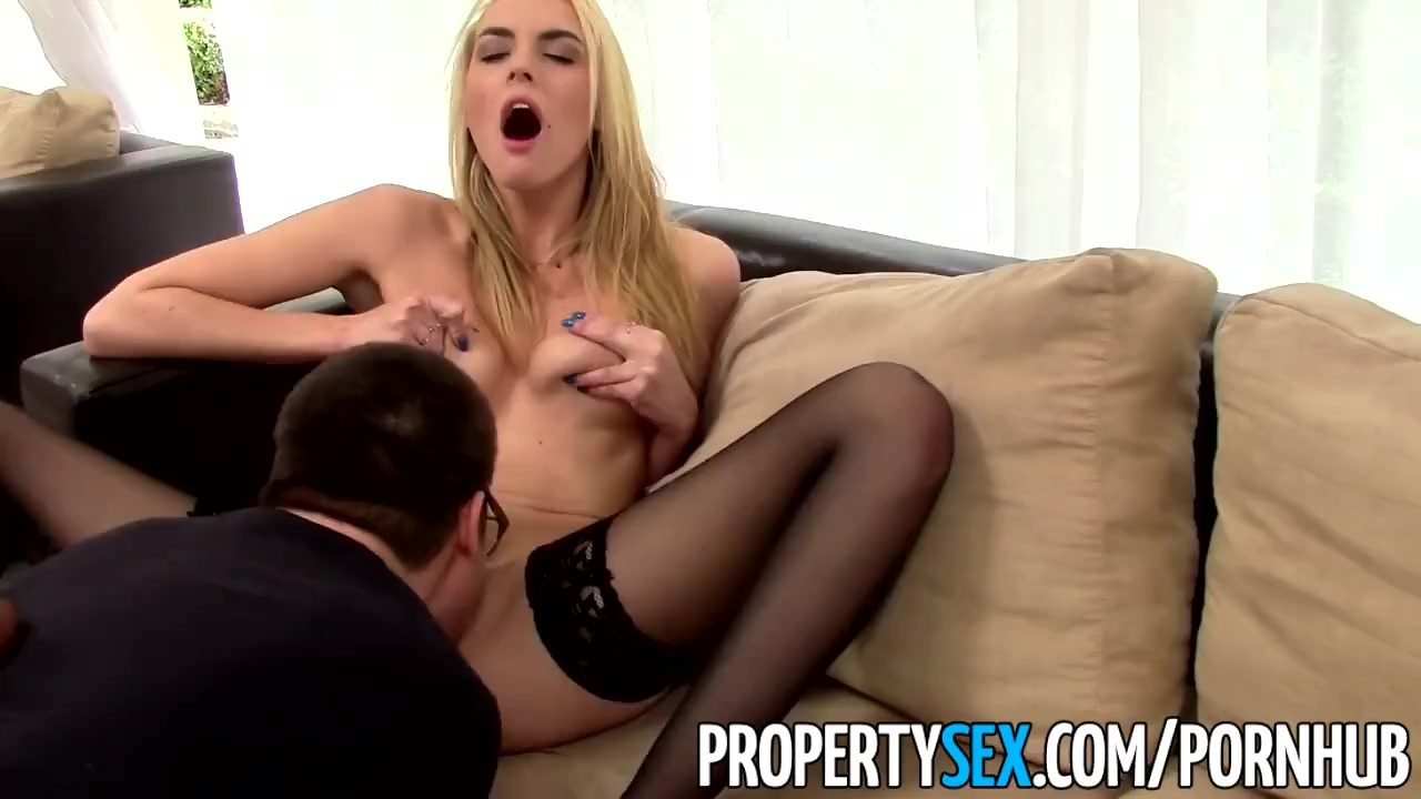 Propertysex gorgeous agent with big natural tits fucks homeowner 6