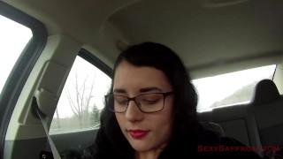 Playing with Myself in the Car Small hd