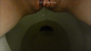Amateur Piss in Toilet Compilation 1