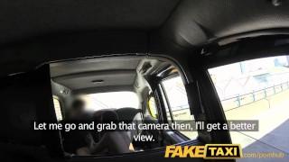 - Faketaxi New Cab Driver Gives Customer A Good Facial