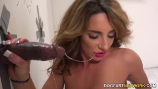 Savannah Fox Assrides A Black Cock At A Glory Hole  big black cock ass fuck hd videos savannah fox ass big cock bbc blowjob gloryhole pornstar fetish hardcore interracial dogfartnetwork anal glory hole