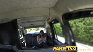 Preview 1 of FakeTaxi Redhead gets dirty with future sugar daddy