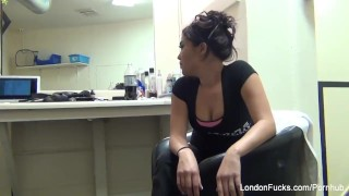 Watch what happens back stage and behind the scenes as London Keyes