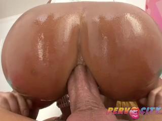 PervCity Hot Cougar Ass Fucked