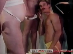 Al Parker Services Men in Jockstraps - TURNED ON! (1982)