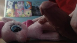 [MLP] BRIXXI CUMS ON PINKIE PIE