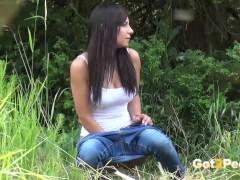 Got2Pee - Peeing Women Compilation 001