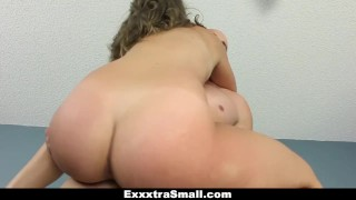 Spinner bracefaced on fucked fathers exxxtrasmall day gets petite tight