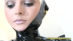 Sandra Sanchez in extreme fetish lesson
