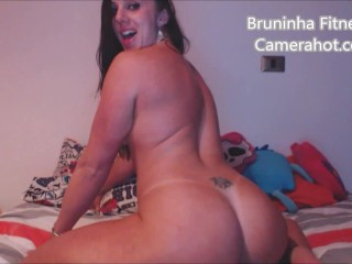 The Adult Video Experience Presents Fucking hard her toy – Sitting riding dildo and shaking ass – Dirty latina