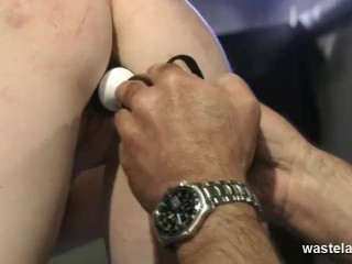Torture session for slave girl before orgasms treats from her Master
