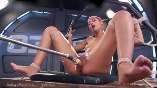 Skin Diamond Squirts On Dildo Machines  strip tease fuck machine masturbation ebony dildo masturbate tattoo fetish toys piercing kink squirting pussy bondage orgasm tattoos fuckingmachines nerd moan