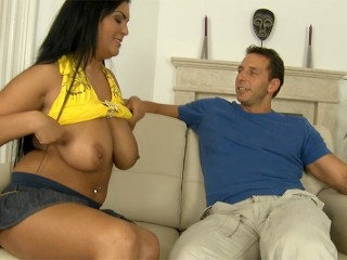 Boobie Bonanza: Jasmine Black and Nick Lang